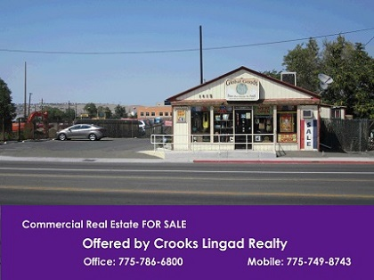 Reno Commercial Property For Sale... Location... Location... Location